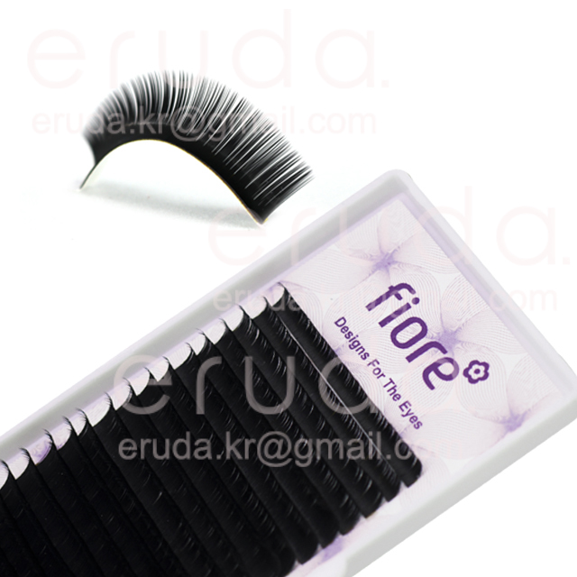 2019 fiore schwarz samt seide nerz wimpern extensions private label OEM
