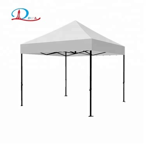 Promotion customized trade show steel frame folding event tent