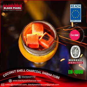 Organic Coal Burning Clean And Odorless Hookah Shisha Charcoal