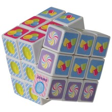 <span class=keywords><strong>MINI</strong></span> CANDY PUZZLE CUBES/LITHIUM-IONEN-4-PC # MX469