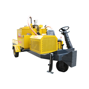 highway asphalt road pavement crack sealing and filling machine airport road failure maintenance driveway breakdown treatment