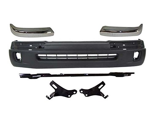 Bumper Cover Reinforcement for Toyota Tacoma Front Passenger Side TO1043105