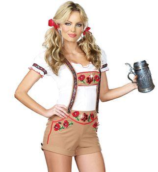 Bavarian Girl Lederhosen Womenu0027s Sexy Costume  sc 1 st  Alibaba & Bavarian Girl Lederhosen Womenu0027s Sexy Costume - Buy Bavarian Girl ...