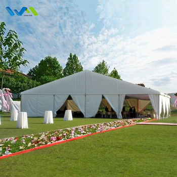 20x20m Outdoor Wedding Party Ceremony Marquee Tent For 400 Seaters