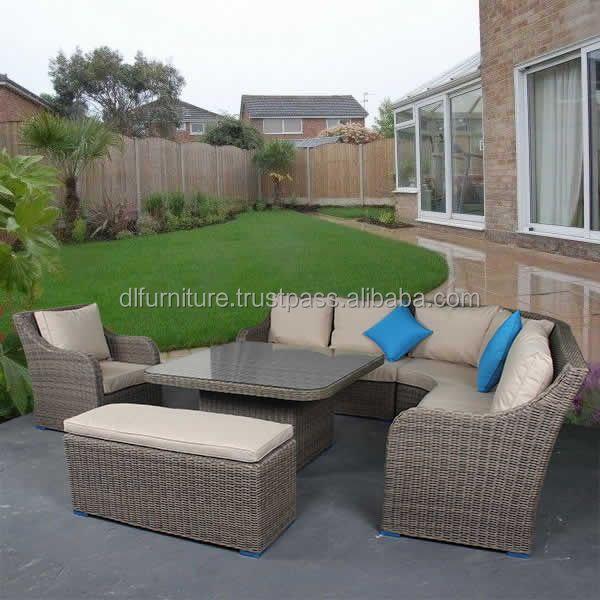 Garden Line Poly Rattan Patio Furniture
