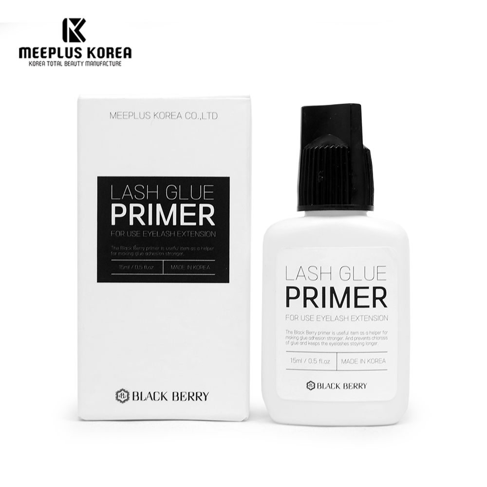 Verbeteren Lijm Bonding Lash Speciale Lash Extension Lijm BLACK BERRY Primer Wimper Extension Primer