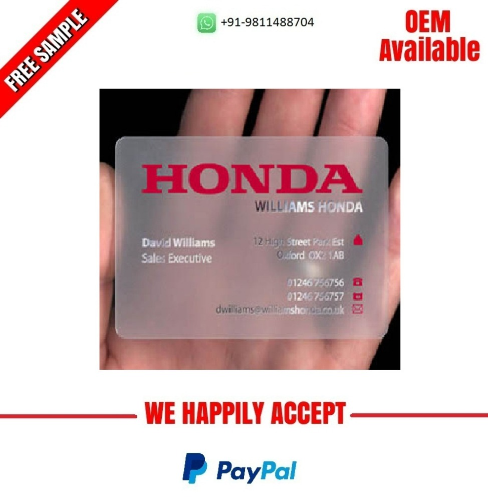 Plastic Business Cards Alibaba Image collections - Card Design And ...