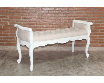 French Furniture Indonesia - French Stool Jepara Furniture
