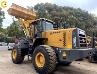 Used Wheel Loader 5t Sdlg956 Used Loader for Sale