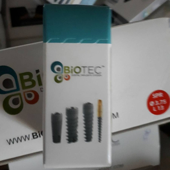Biotec And Dentis Implants - Buy Dental Implant,Dental Treatment,Teeth  Implants Product on Alibaba com