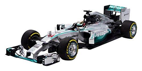 2014 Mercedes AMG W05, Abu Dhabi GP Winner, World Champion Lewis Hamilton