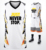 Jugend uniformen großhandel billig reversible basketball uniformen neue design basketball trikots uniform