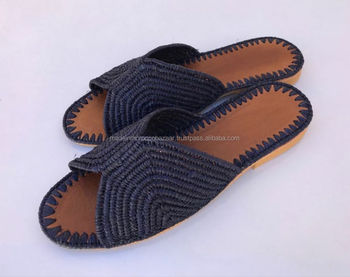 8a8bdc7638a1 Best Handmade Raffia Shoes - Buy Handmade Knitted Slippers ...