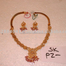 Exclusive Indian Imitation Jewelry ~ Artificial Bridal Jewelry