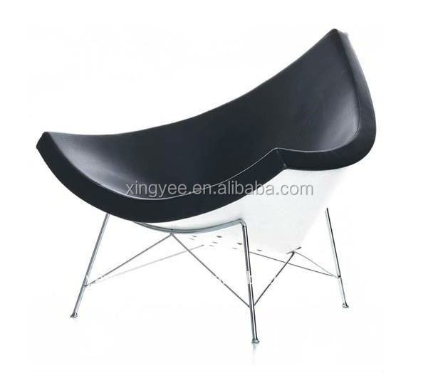 Miraculous Modern Living Room Lounge Furniture Armchair Fiberglass Black White Genuine Leather Triangle Lounge Chair Coconut Chair Buy Coconut Chair Triangle Inzonedesignstudio Interior Chair Design Inzonedesignstudiocom