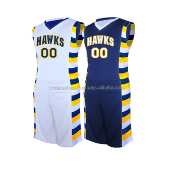 cb5900553e65 New basketball uniform set sublimation best customized hot sale college  cheap reversible basketball jersey