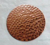 No 1 Best Copper Gold Coasters for Table Decoration Mats and Pads