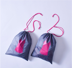 bulk buy waterproof polyster/nylon bag with drawstring from china