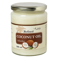 High Quality Cold Pressed Organic Virgin Coconut Oil