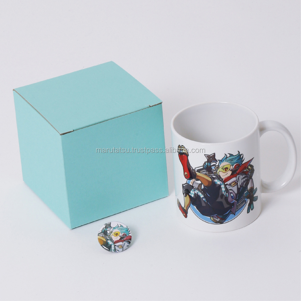 "TOKYO PRINTED ""AKIHABARA'' cosplay animation design coffee cup ceramic & Tea personalized photo mugs Cup."