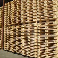 Pine Used New Epal Euro Wood Pallets ALL Size Available