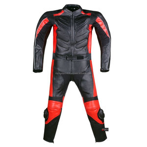High Quality Leather Motorbike/Motorcycle racing Suit