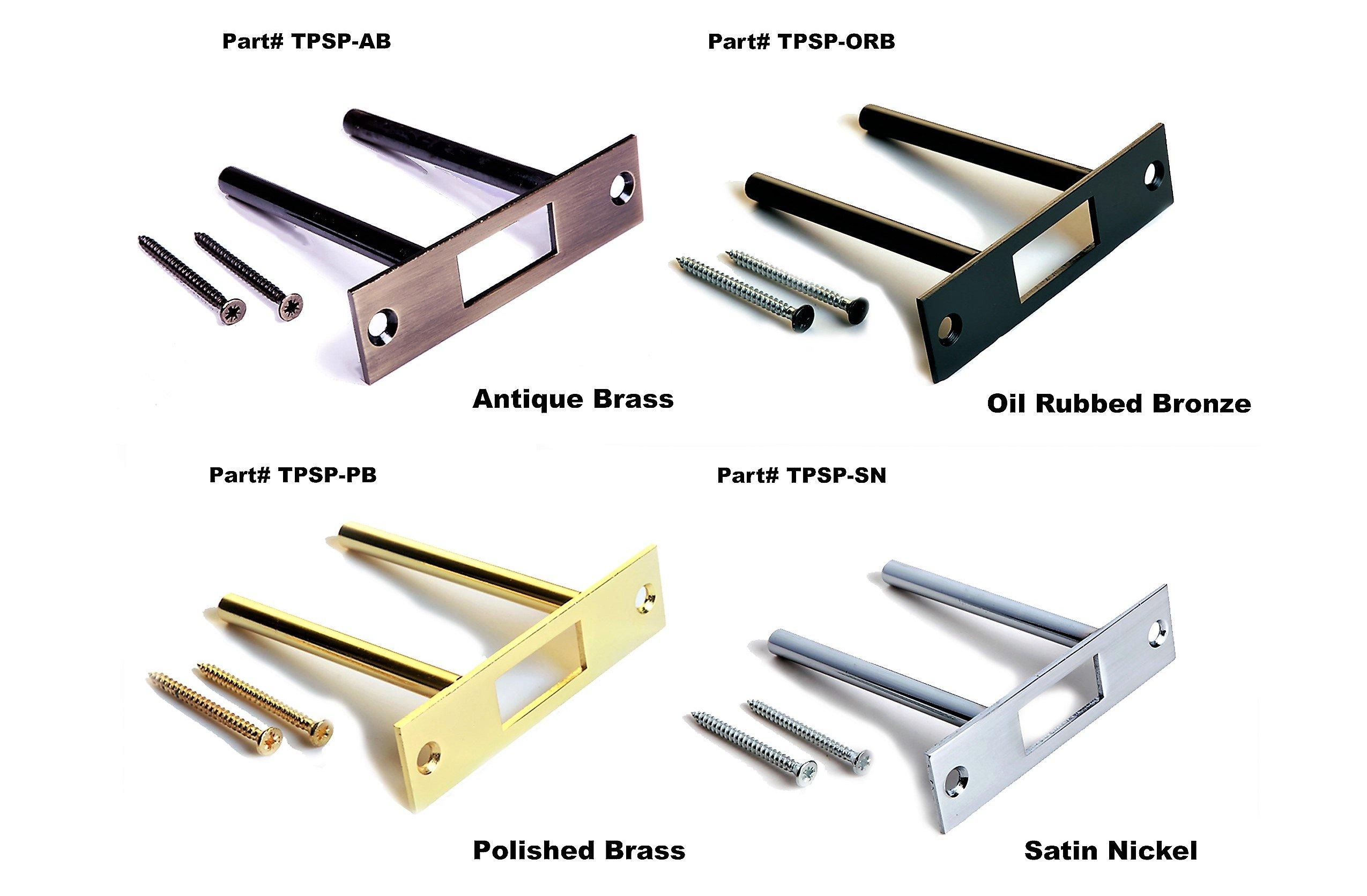 Front Door Reinforcement | Door Armor | Anti Kick in Door Security | Door Barrier | Door Hinge and Frame Reinforcement | Two Post Strike Plate | TUFF STRIKE