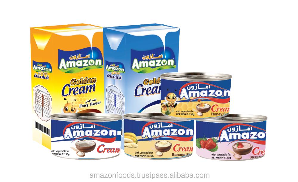 Amazon Pure Cream