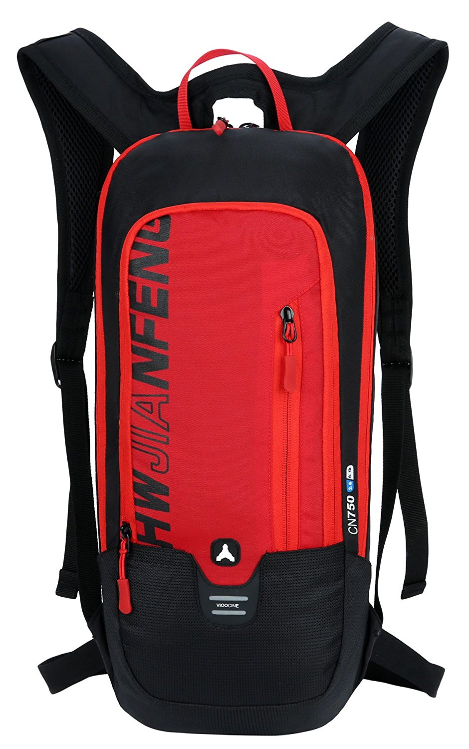 4b2d607e77f5 Get Quotations · Veenajo 10L Cycling Backpack Water-resistant Biking  Rucksack Breathable Hydration Pack Lightweight Ski Rucksack for