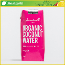 Enhance The Nutritional Value Frozen Coconut Water