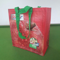 Simple Shopping Bag PP Woven Shopping Bag