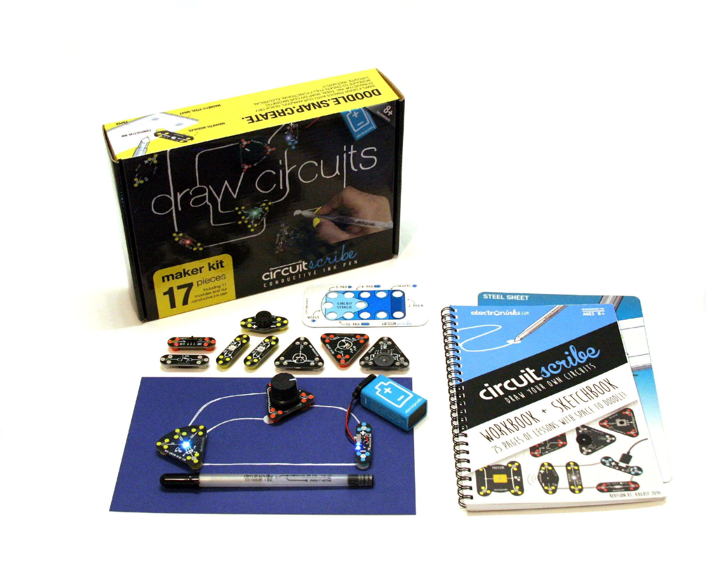 Cheap Circuit Maker Find Deals On Line At Alibabacom Get Quotations Scribe Kit Draw Circuits Instantly