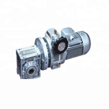 <span class=keywords><strong>Aluminium</strong></span> Bidirectionele Rotatie Worm Reducer