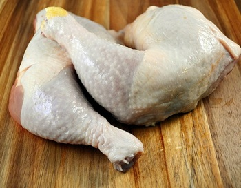 Fresh Quality Frozen Chicken Leg Quarters In Austria