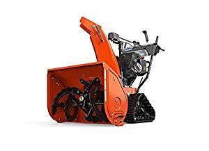 "Ariens Platinum 28"" SHO 369cc Super High Output Track Drive Snow Blower (921052)"