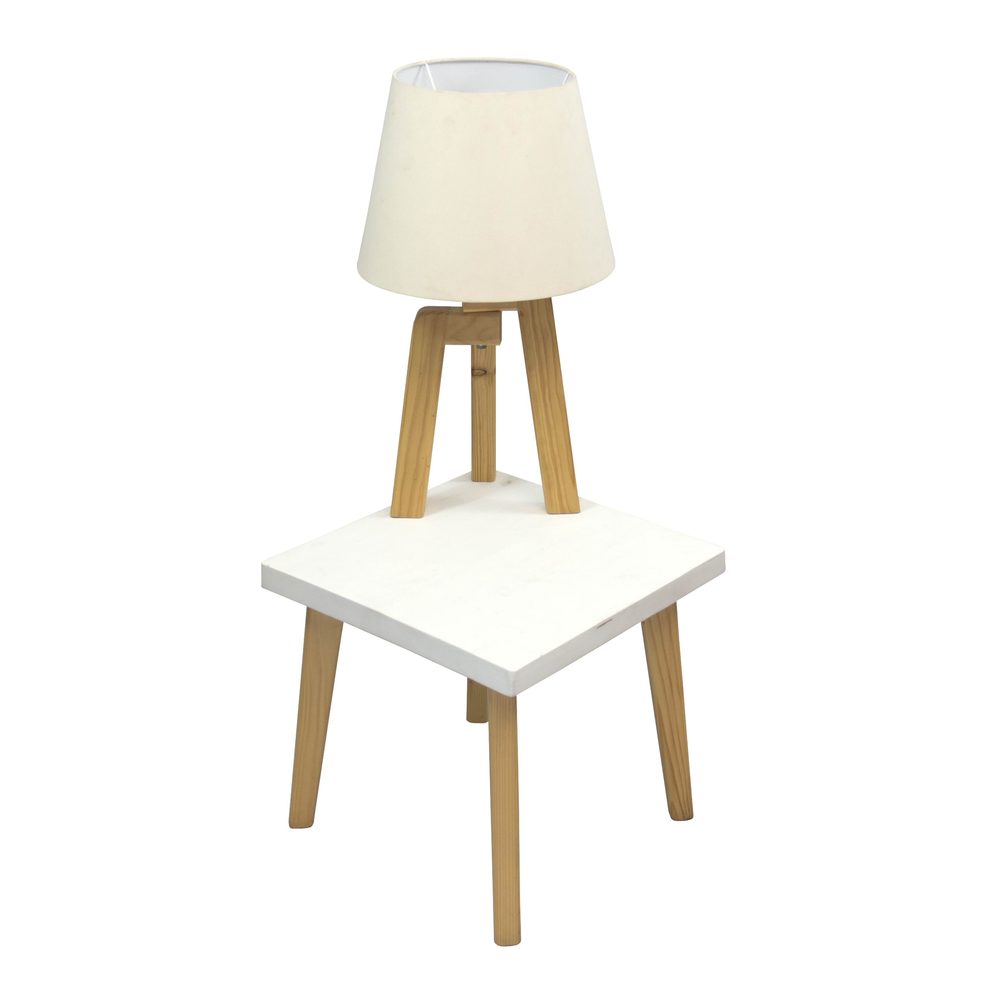 Best Price Modern Wooden Bedside Table With Lamp For Bedroom Buy Bedside Lamp Table Table Side Table Modern Product On Alibaba Com