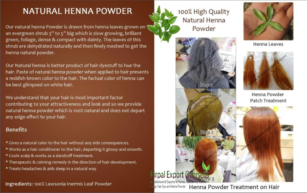 Ammonia Free Henna Dye Free Hair Dye Samples Buy Free Hair Dye