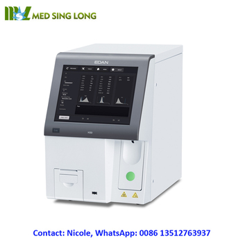 Edan Medical Equipment H30 Cbc Hematology Analyzer Machine With 20  Parameters+3 Histograms For Sale - Buy Cbc Hematology Analyzer  Machine,Blood Cbc