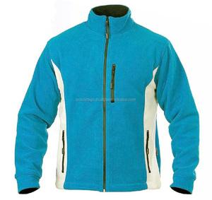 Wholesale Men's Fleece Jacket Bangladesh Made High Quality Fashionable Fleece Jacket
