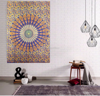 Indian Mandala Hippie Home Decor Wall Hanging Tapestry Mandala Poster