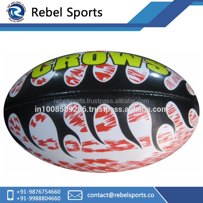 Customised Australian Rules footballs