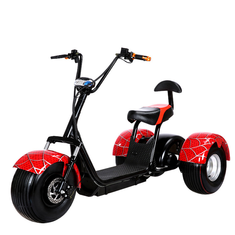 fat tires electric scooter 1000w harley electric scooter 3 wheel electric tricycle buy fat. Black Bedroom Furniture Sets. Home Design Ideas
