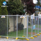 Plastic temporary fence block concrete blocks for temporary fence