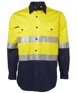 Safety Shirt Reflective for workwear - workwear Shirts