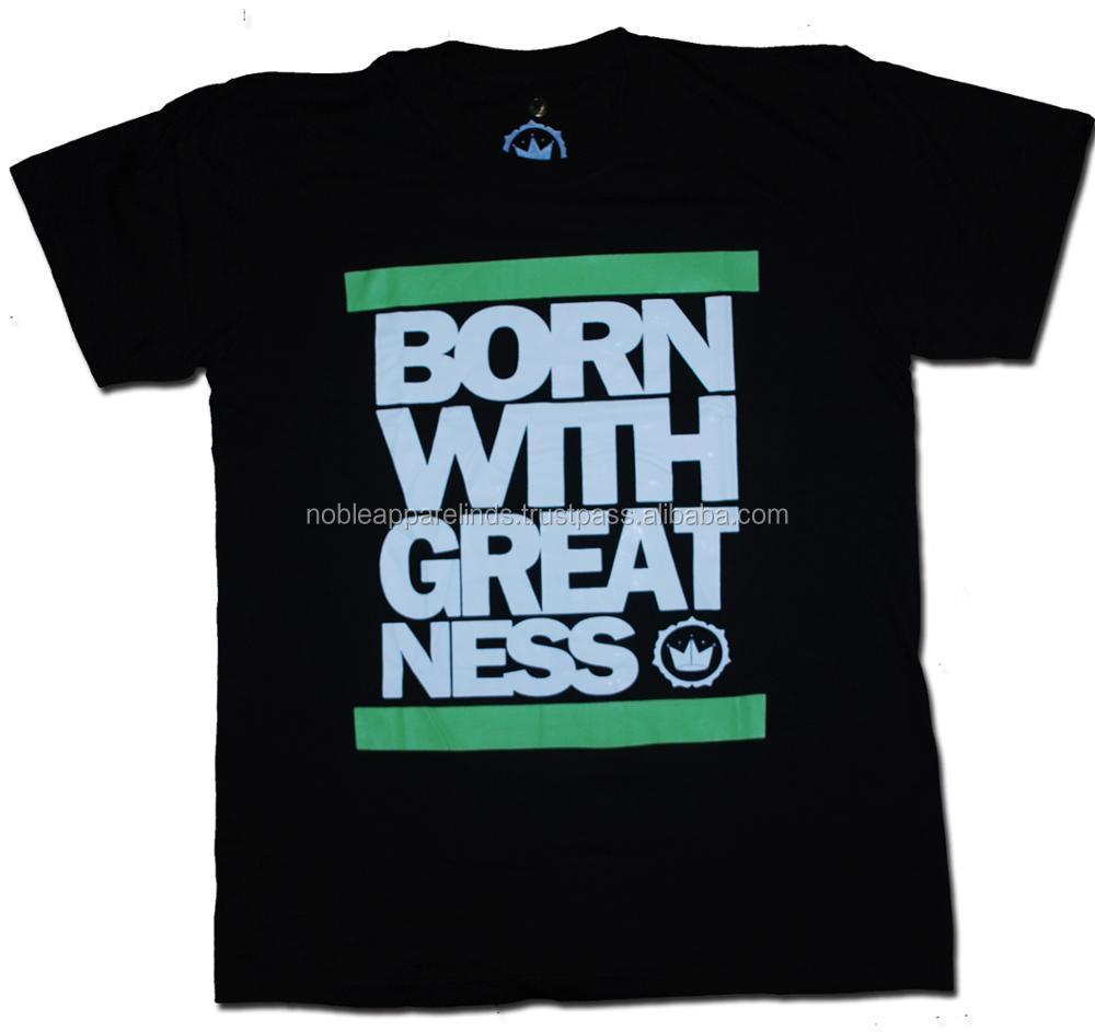 Cotton Promotional All Colors Plain Solid Color Black Cheap T Shirt