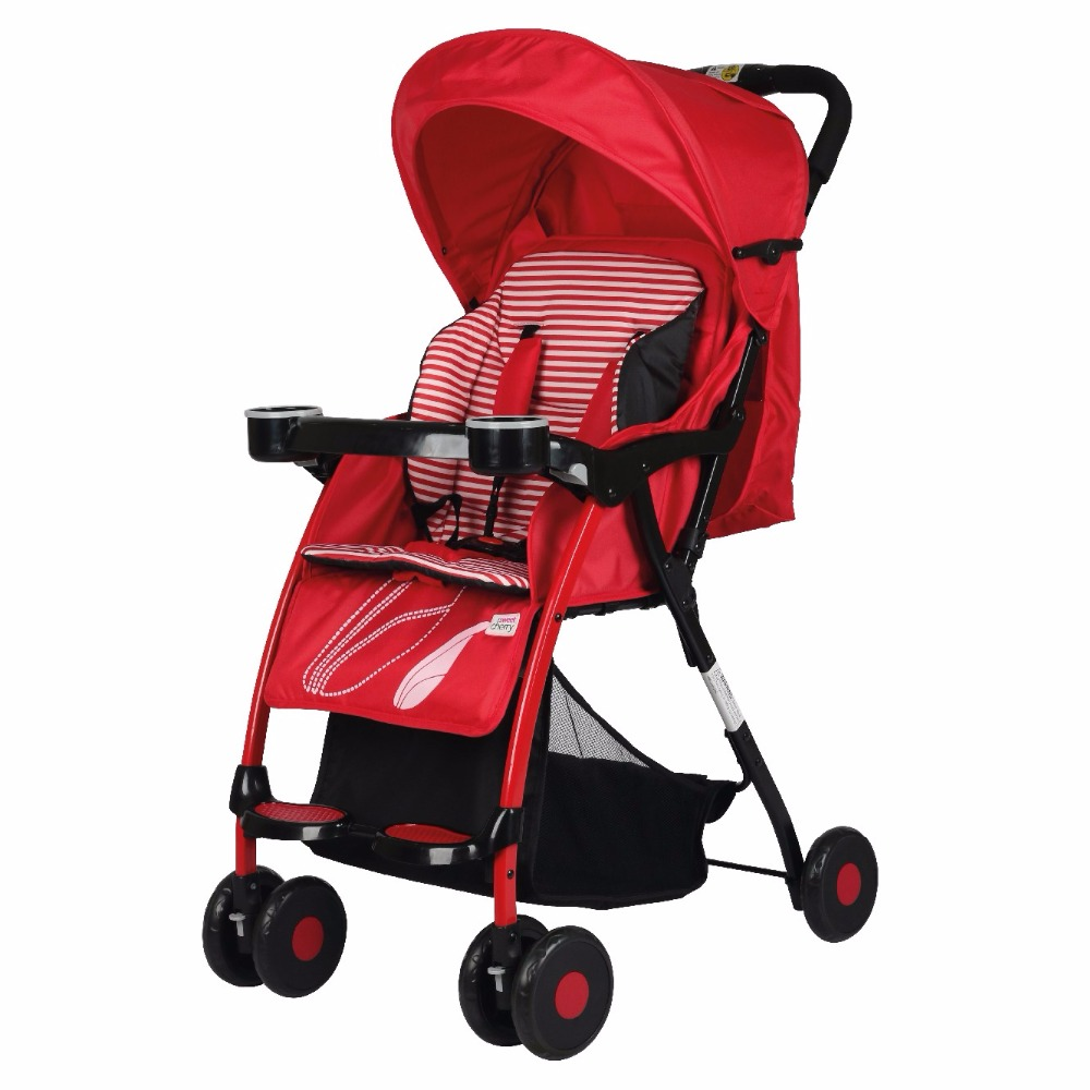 C6930 Mika Stroller - Sweet Cherry Infant Travelling System