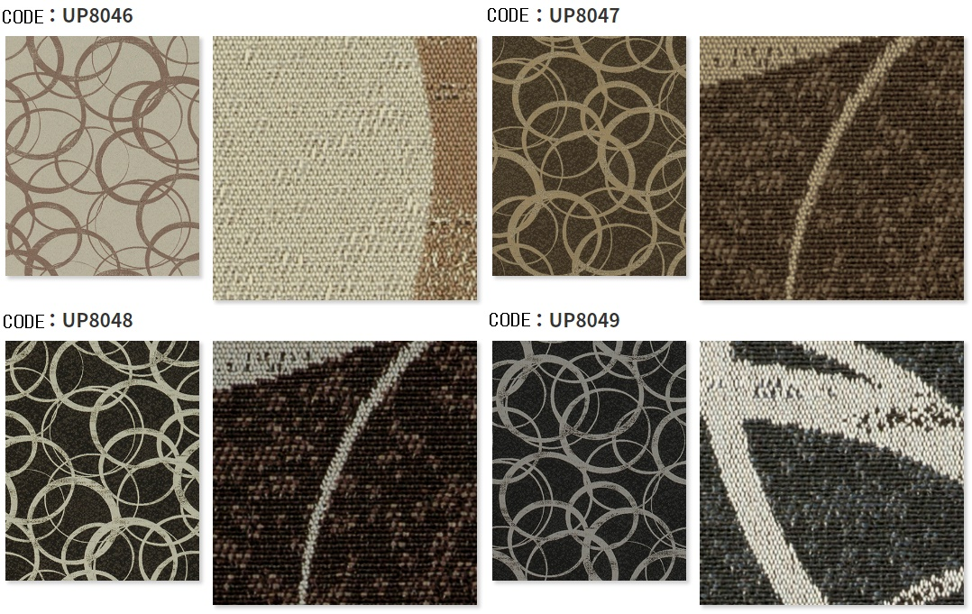 UP8046 - UP8049, 4 Colors RYUEN, Sangetsu Upholstery, Free Sample Available