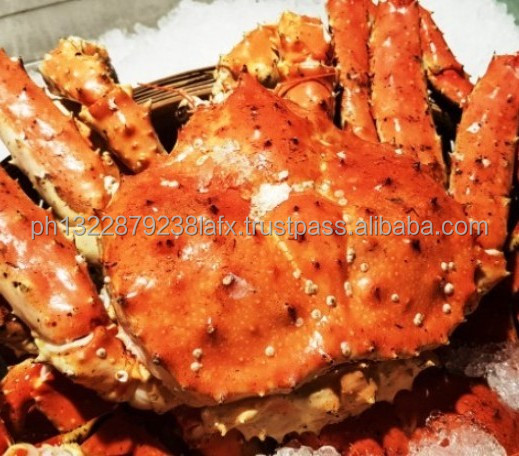 Live King Crab - Buy King Crab For Sale Product on Alibaba com