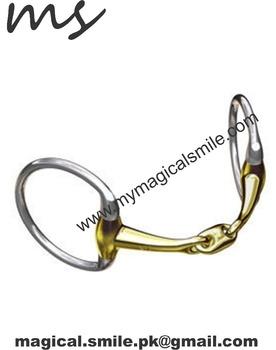 Horse Loose Ring Snaffle Eggbutt Snaffle German Silver Horse Bits - Buy  Horse Bits,Snaffle Bits,Horse Loose Ring Snaffle Bits Product on Alibaba com