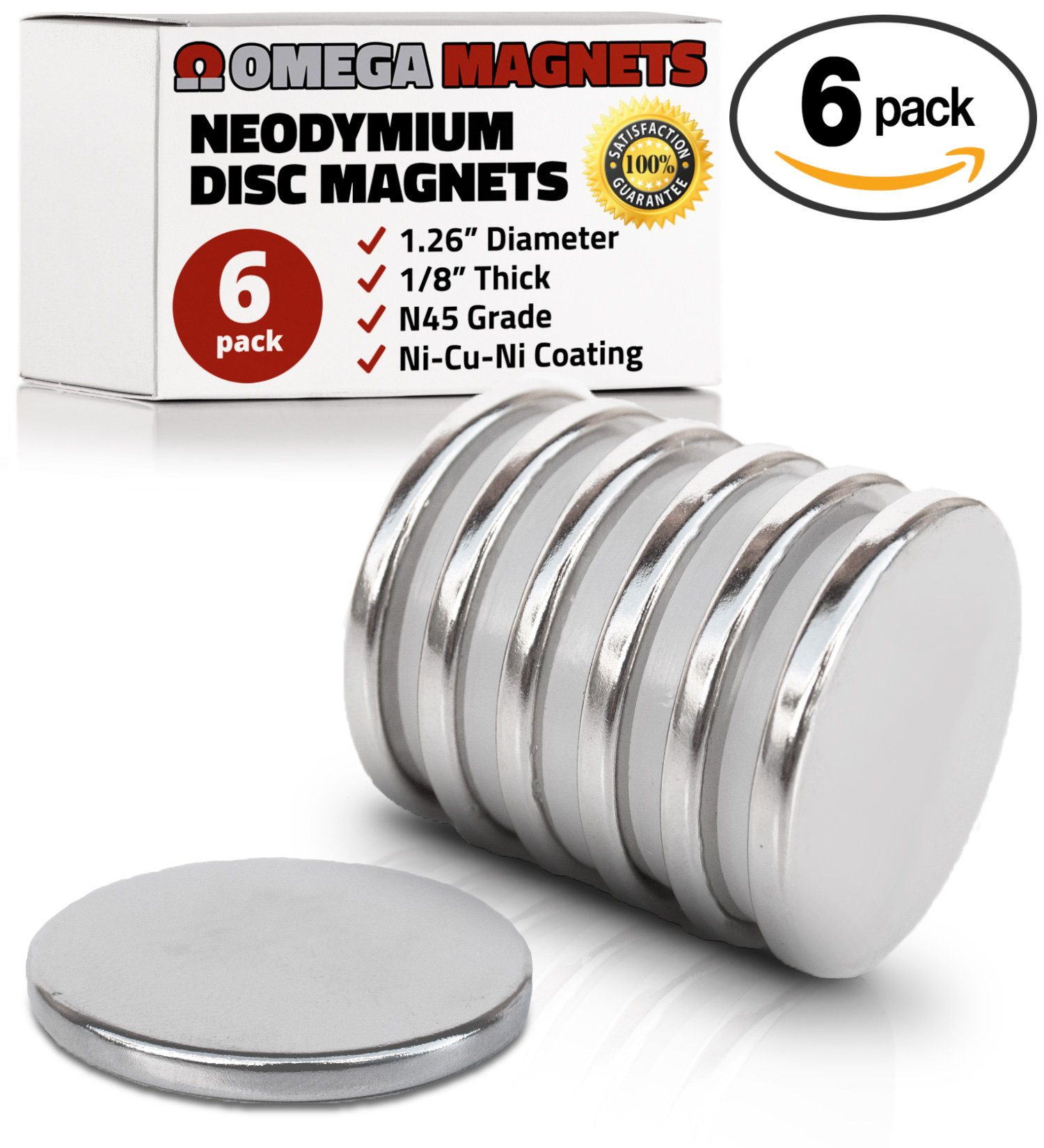 4 Pack 60 x 10 x 5mm Crafts N45 Industrial Strength NdFeB Block Magnet Set for Misti DIY Strong Neodymium Bar Magnets - Powerful Rectangular Rare Earth Magnets